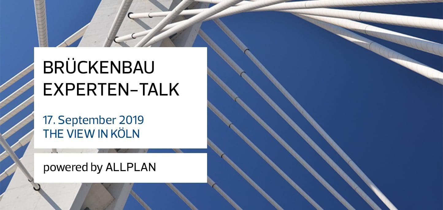 Brückenbau Experten-Talk 2019