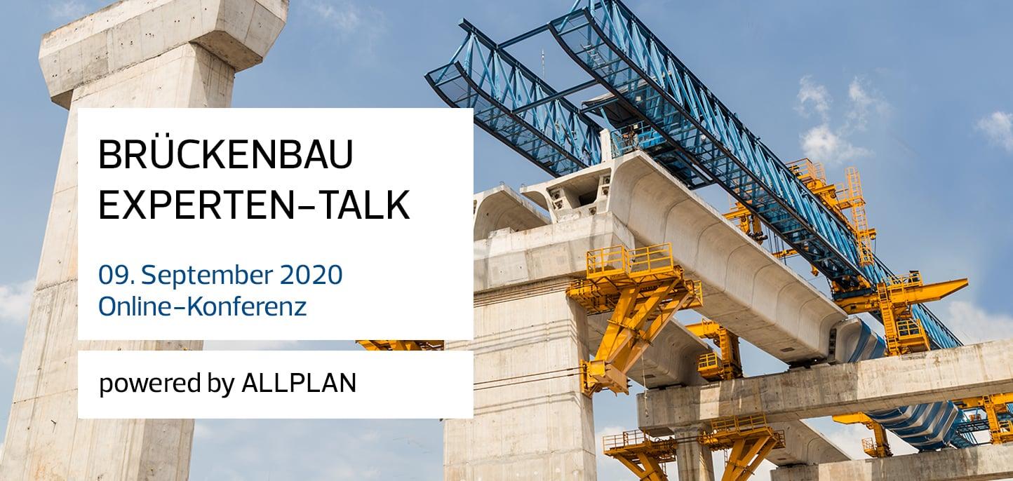 Brückenbau Experten-Talk 2020