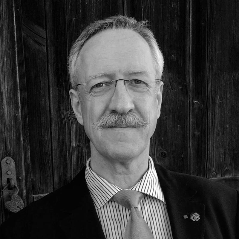 Schirmherr Prof. Rasso Steinmann
