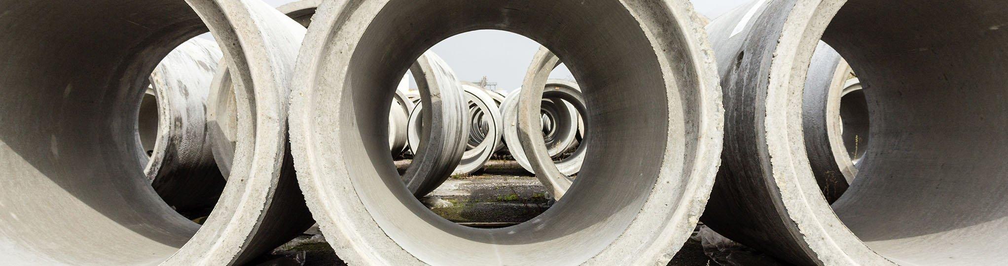concrete pipe header-2